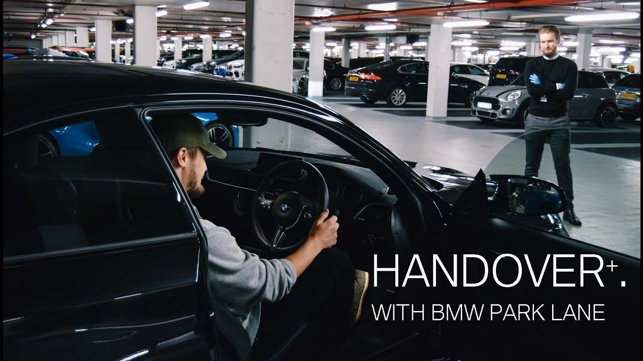 Experience our Contactless Handover Process with BMW Park ...