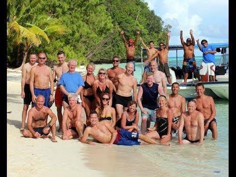 Palau scuba paradise -  2013