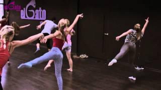 Сontemporary dance || Open class by Aleksandra Tasenkova || El Gato Studio