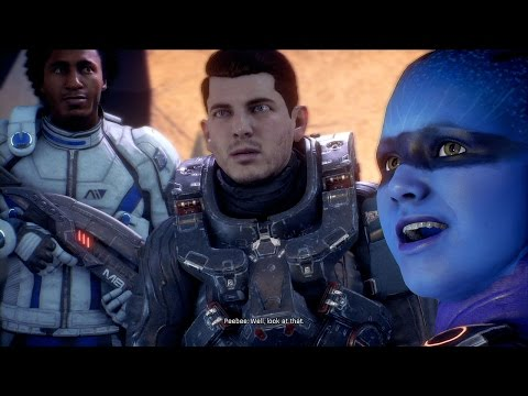 We Streamed Some Mass Effect: Andromeda