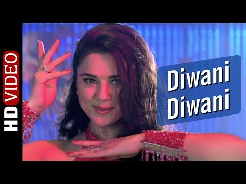 Diwani Diwani Diwani | Chori Chori Chupke Chupke (2001) Song | Salman Khan | Preity Zinta