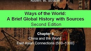 chapter 8 china and the world