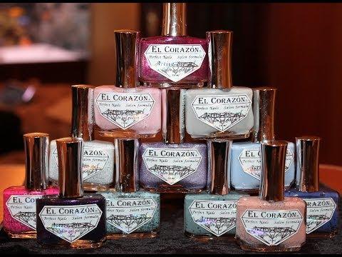 EL Corazon® Active Bio-gel Color gel polish Cream