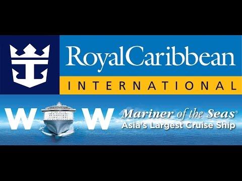 Royal Caribbean with Sonya Davison | Singapore