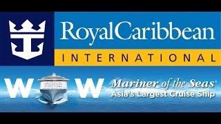 Royal Caribbean with Sonya Davison   Singapore