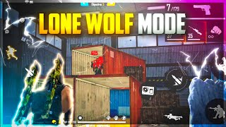New Lone Wolf Mode In Free Fire || New 1 vs 1 Mode First Look 😍🔥