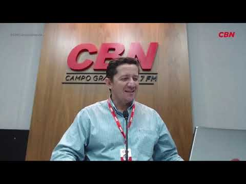 Entrevista CBN Campo Grande: Guilherme Schuch