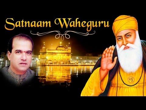 Satnam Satnam Waheguru ji by Suresh Wadkar | Divine India