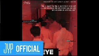"Stray Kids ""I am NOT"" Inst. Lyric Card 7 ""3rd Eye"""