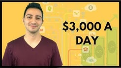 3 Step to Make $3,000 a Day Online (Like a Super Affiliate)