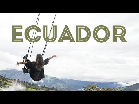 EIGHT DAYS IN ECUADOR