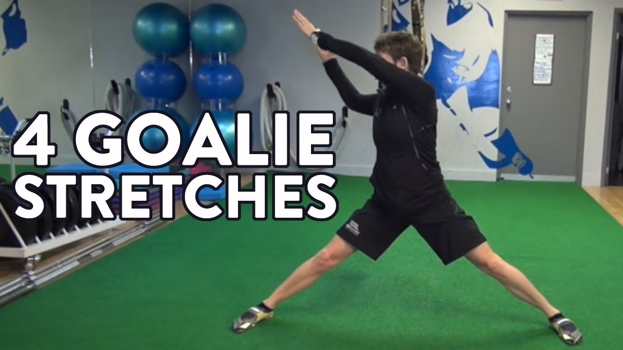 Mobility Training For Hockey Goalies Stack