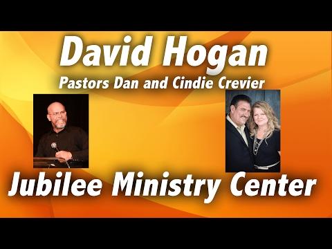 David Hogan Raising the Dead 2017 at Jubilee Ministry Center