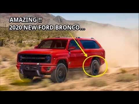 WOW !! 2020 Ford Bronco Price CAR ZONE