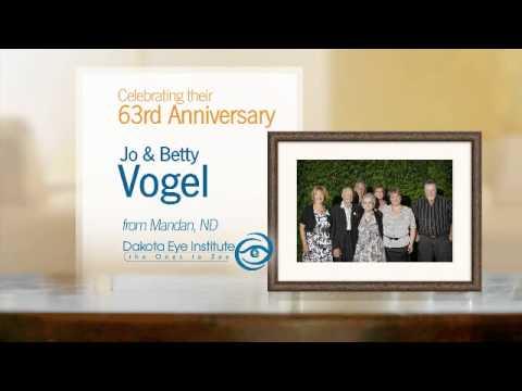 Senior Focus - Jo & Betty Vogel