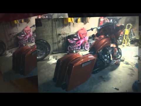 Harley Bags Bagger Inc