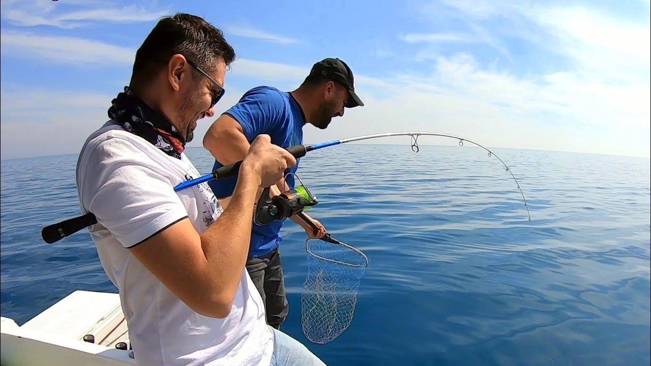 Yem Aşağı Düşerken Dev Balık Kaptı !! / Unutulmaz Bir Av Günü