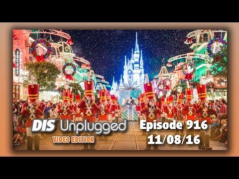 News + Mickey's Very Merry Christmas Party | 11/08/16