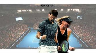 Обидный вылет Хачанова, сила Джоковича, лучшая игра Шараповой. Спецподкаст Eurosport из Мельбурна
