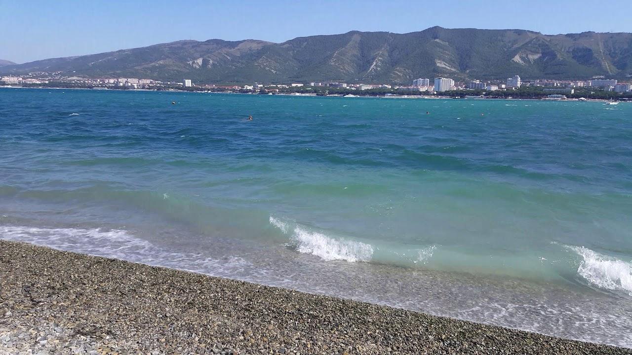 Геленджик картинки пляжа море