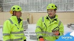 Barona Rakennus - Millaista on rakennusmiehen työ?
