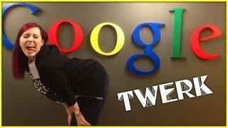 VLOG: TWERK и Google!!!