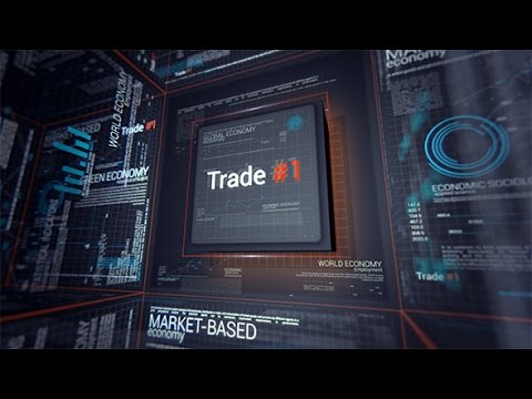 Digital Technology Intro - Economy Finance Opener | After Effects ...