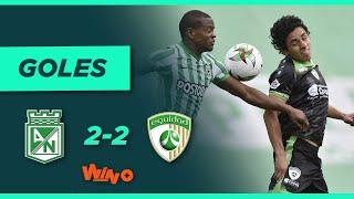 Nacional vs La Equidad (2-2) Liga BetPlay Dimayor 2021-1   Cuartos Vuelta