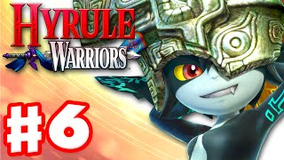 Hyrule Warriors - Gameplay Walkthrough Part 6 - Lana in Twilight Field! Midna Boss! (Wii U)