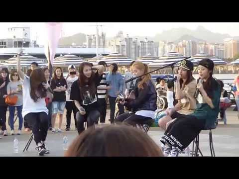 240515 #2 The Ark 디아크  Acoustic medley  Yeouido Hangang Park 버스킹