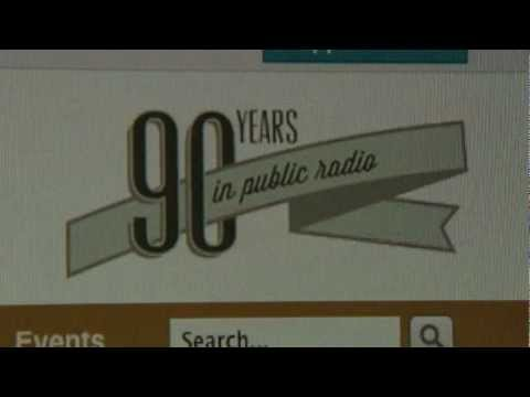 WBAA celebrates 90 years of broadcasting from Purdue University