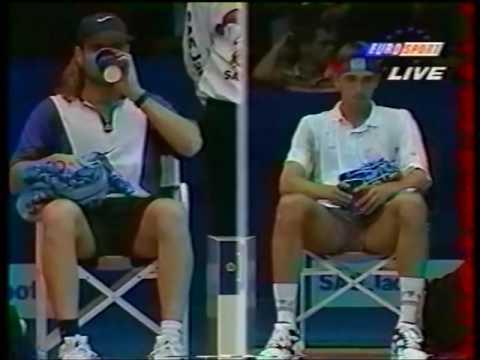Agassi vs Ivanisevic (Stockholm '94) quarterfinal