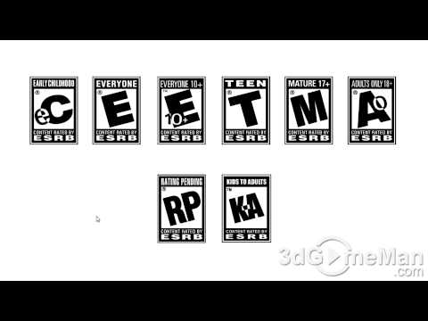 #433 - Q&A: Game Rating System (ESRB)?