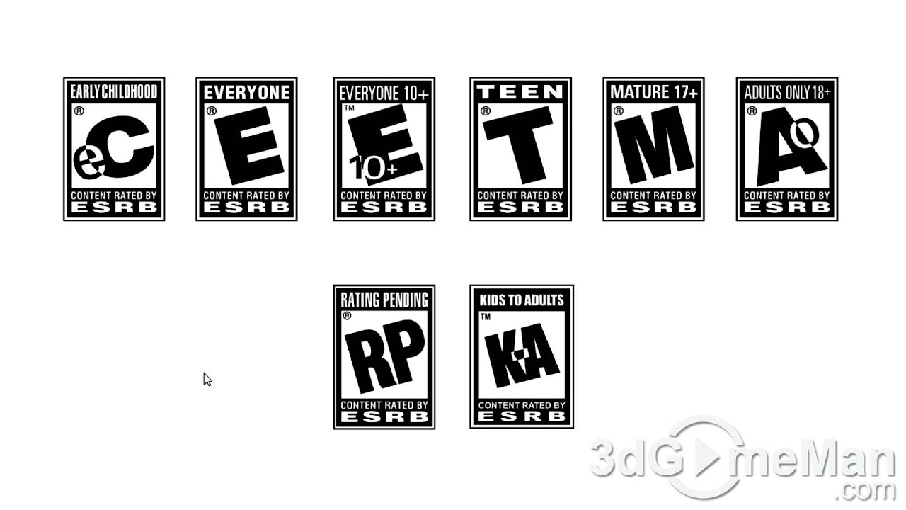 esrb's rating system for video games The video game industry has kept a rating system that is at best outdated and antiquated, and at worst is confusing and completely ineffective.