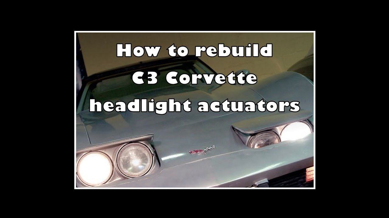 Maxresdefault on C3 Corvette Headlight Vacuum Diagram