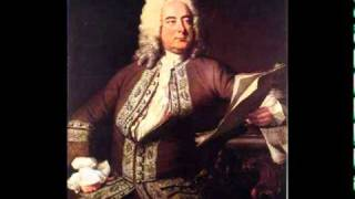 Georg Friedrich Händel - Water Music Suite, Ouverture