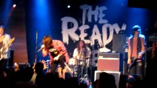 The Ready Set - The Ghost of Los Angeles and Young Forever live in Curitiba