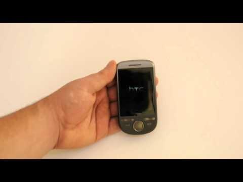 HTC Tattoo demo