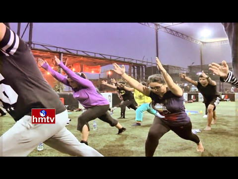 Yoga Workout Better Than The Gym | Yoga Fitness | Hyderabad | HMTV