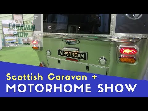 Scottish Caravan, Motorhome and Holiday Home Show 2018 Pt3
