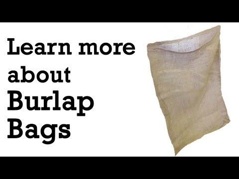 "Burlap Bags & Burlap Sacks: 14""x26"", 22""x36"", 24""x40"" - Sandbaggy"