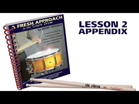 Lesson 02B: Appendix