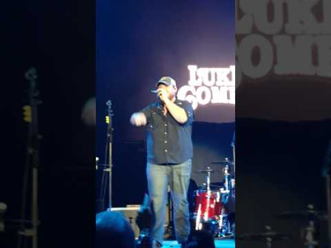 Luke Combs-Brand New Man