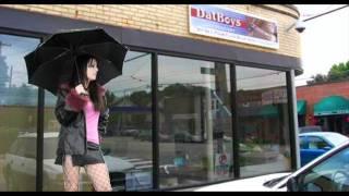 Chris the Hacker | Strange Lady at DatBoys