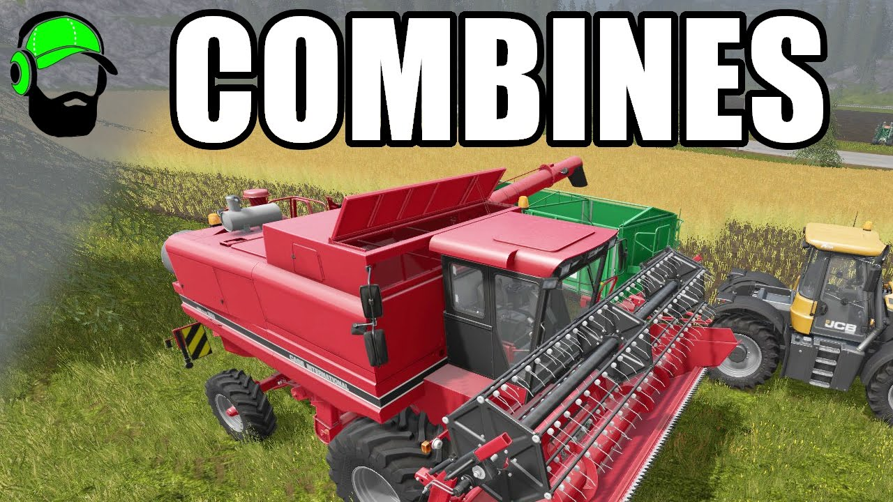 Farming Simulator 17 Courseplay Tutorial - Combine Self Unloading by Iain  Robson