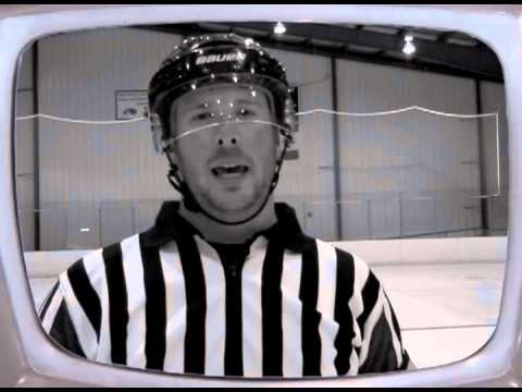 Barons Hockey 101- Boarding