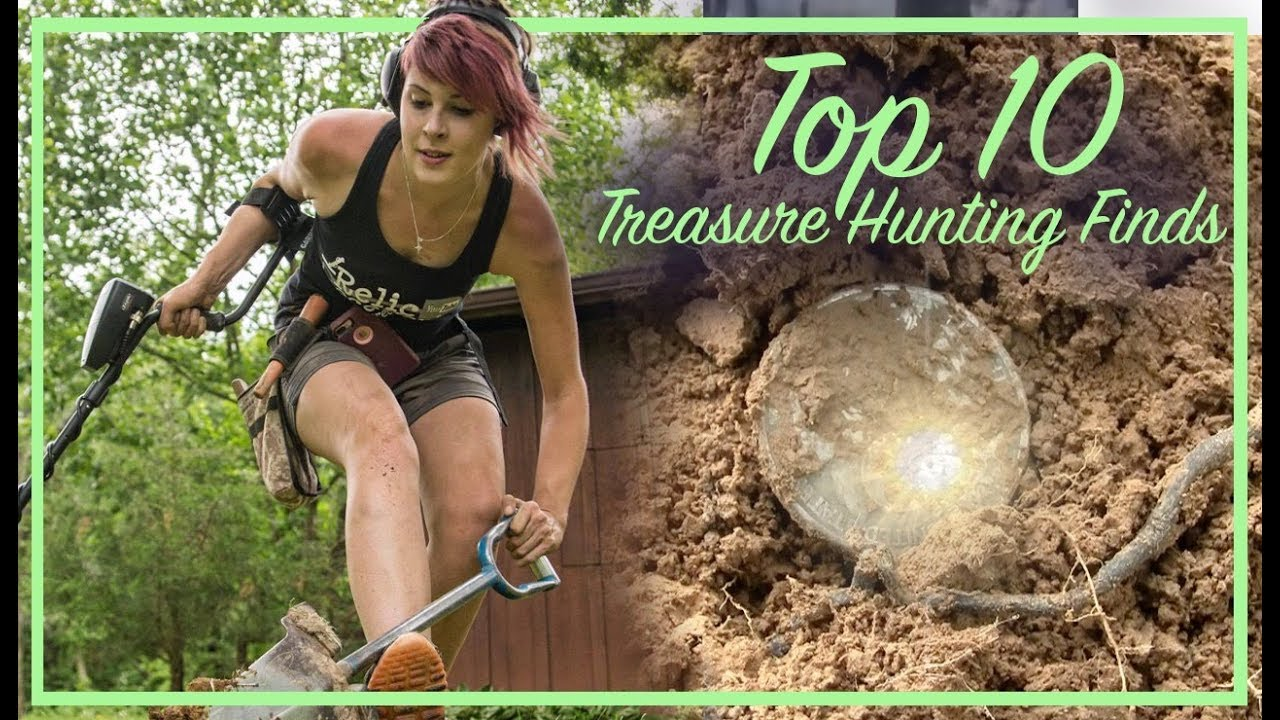 top 10 treasure hunting finds metal detecting for coins \u0026 relics