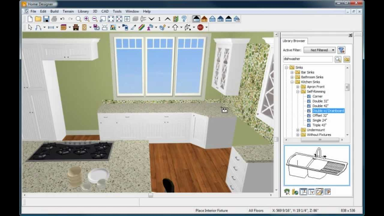 how to use chief architect software msbaxterlessonplans - Home Designer Architectural 2016