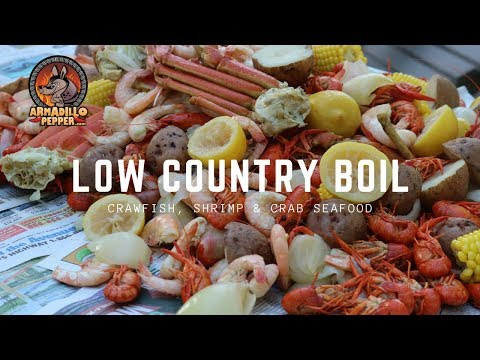 How to Make a Low Country Boil | Low Country Seafood Boil
