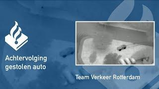 Politie #PRO247 Pursuit of a stolen vehicle